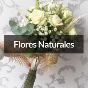 DETALLES CON FLORES NATURALES
