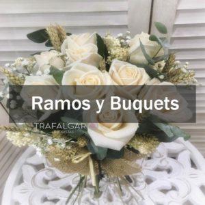 RAMOS Y BUQUETS - DÍA DE LA MADRE