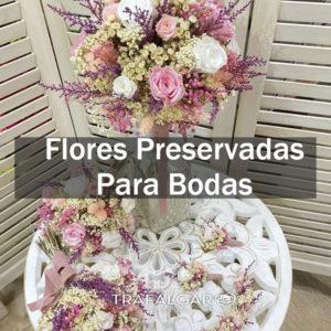 FLORES PRESERVADAS PARA BODAS