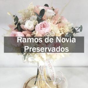 RAMOS DE NOVIA PRESERVADOS