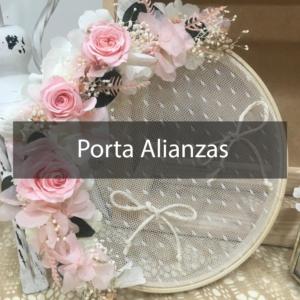 PORTA ALIANZAS
