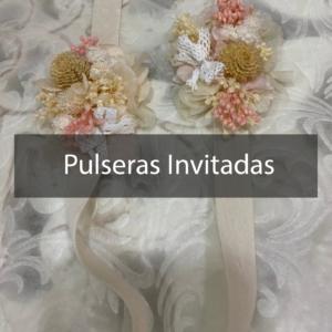 PULSERAS INVITADAS